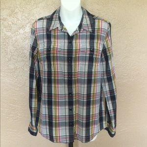 Patagonia Plaid Shirt S